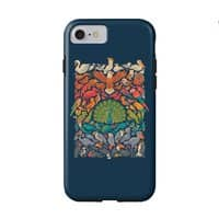 Aerial Spectrum - double-duty-phone-case - small view