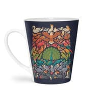 Aerial Spectrum - latte-mug - small view