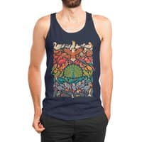 Aerial Spectrum - mens-jersey-tank - small view
