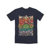 Aerial Spectrum - mens-premium-tee - small view