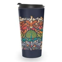 Aerial Spectrum - travel-mug - small view