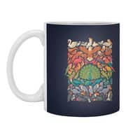 Aerial Spectrum - white-mug - small view