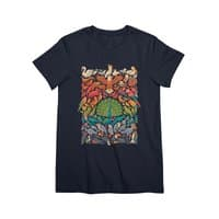Aerial Spectrum - womens-premium-tee - small view