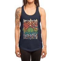 Aerial Spectrum - womens-racerback-tank - small view