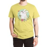 Badass Rabbit - mens-extra-soft-tee - small view
