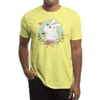 Badass Rabbit - mens-regular-tee - small view
