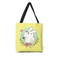 Badass Rabbit - tote-bag - small view