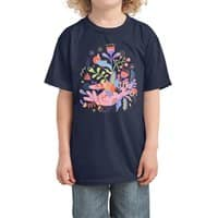 Palm-plants - kids-tee - small view