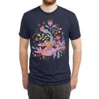 Palm-plants - mens-triblend-tee - small view