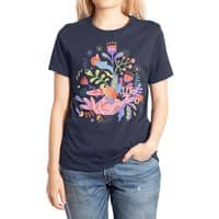 Palm-plants - womens-extra-soft-tee - small view