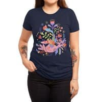 Palm-plants - womens-triblend-tee - small view