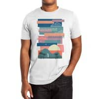 Tropical Skies - mens-extra-soft-tee - small view