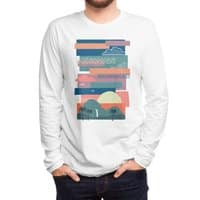 Tropical Skies - mens-long-sleeve-tee - small view