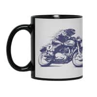 Built for Speed - black-mug - small view