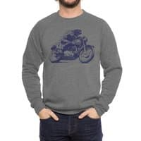 Built for Speed - crew-sweatshirt - small view