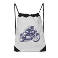 Built for Speed - drawstring-bag - small view