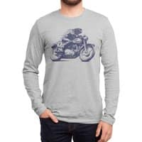Built for Speed - mens-long-sleeve-tee - small view