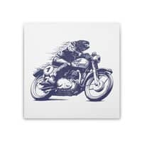 Built for Speed - square-stretched-canvas - small view