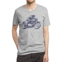 Built for Speed - vneck - small view