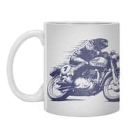 Built for Speed - white-mug - small view