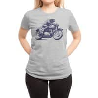 Built for Speed - womens-regular-tee - small view