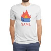 Same. - mens-triblend-tee - small view