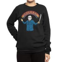 As long as we have Fridays! - crew-sweatshirt - small view