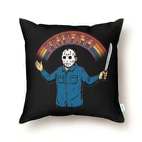 As long as we have Fridays! - throw-pillow - small view