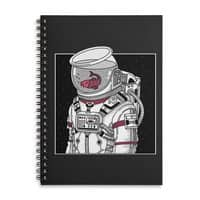 Star Fish - spiral-notebook - small view
