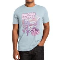 Unicorn Calypse - mens-extra-soft-tee - small view