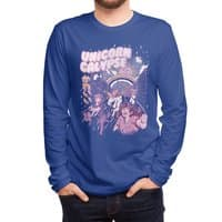 Unicorn Calypse - mens-long-sleeve-tee - small view