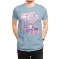 Unicorn Calypse - mens-regular-tee - small view