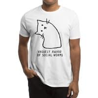 Vaguely Aware of Social Norms - mens-regular-tee - small view