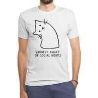 Vaguely Aware of Social Norms - mens-triblend-tee - small view