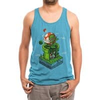 -1UP - mens-triblend-tank - small view