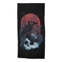 Rebirth - beach-towel - small view