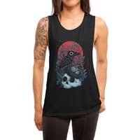 Rebirth - womens-muscle-tank - small view