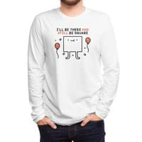 Be square - mens-long-sleeve-tee - small view