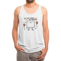 Be square - mens-triblend-tank - small view