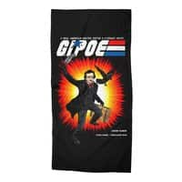 G.I. POE - beach-towel - small view