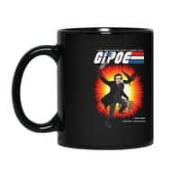 G.I. POE - black-mug - small view