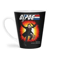G.I. POE - latte-mug - small view