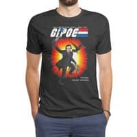 G.I. POE - mens-triblend-tee - small view