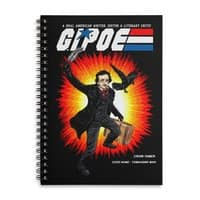 G.I. POE - spiral-notebook - small view