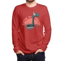 Sound Ness - mens-long-sleeve-tee - small view