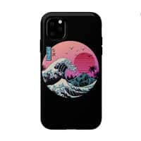 The Great Retro Wave - double-duty-phone-case - small view