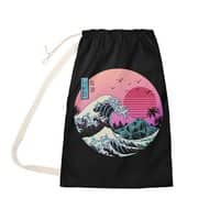 The Great Retro Wave - laundry-bag - small view