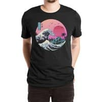 The Great Retro Wave - mens-extra-soft-tee - small view