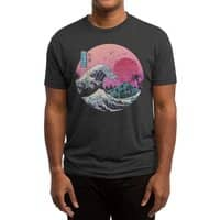 The Great Retro Wave - mens-triblend-tee - small view