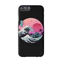 The Great Retro Wave - perfect-fit-phone-case - small view